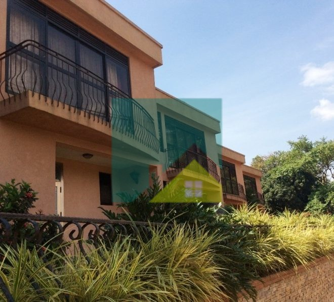 2 bedroom town house for rent in Nakasero-Kampala