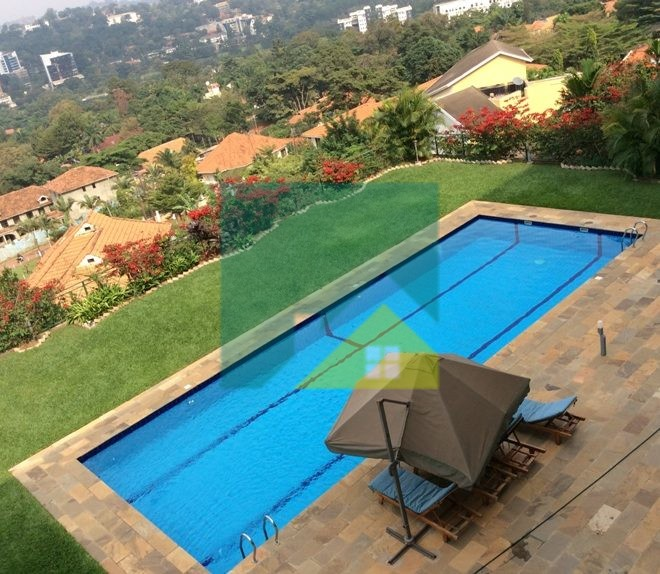 3 bedroom storeyed house for rent in Kololo-Kampala