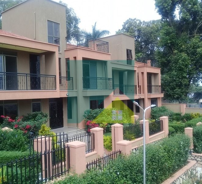3 bedroom houses for rent in Mbuya-Kampala